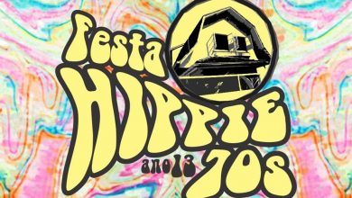 Photo of Festa Hippie 70's – Casa Amarela